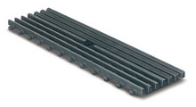 Long bar grating cover | Cast