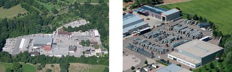 Hauptsitz und Logistikzentrum BIRCO