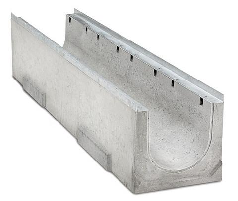 BIRCO concrete drainage channel