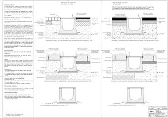 Installation examples BIRCOsir NW 300-500 Type I