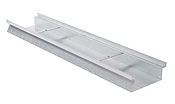 BIRCOtop F-Series without visible edge profile 210 (Outer width) Channels