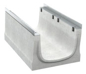 BIRCOsir Large dimensions Nominal width 420 Channels