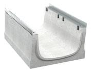 BIRCOsir Large dimensions Nominal width 520 Channels