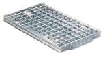 BIRCOsir Small dimensions Nominal width 200 AS Gratings Mesh gratings I galvanized steel