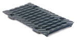 BIRCOsir Small dimensions Nominal width 200 AS Gratings Ductile iron slotted gratings
