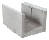 BIRCOcanal Nominal width 500 AS Channels Supply channels with angles and anchoringsytem I cast-in mounting rails