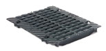 BIRCOsolid grid channel Nominal width 300 Gratings Ductile iron slotted gratings