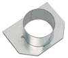 BIRCOsir – kleine Nennweiten Nominal width 100 Accessories End caps with outlet DN 100. for construction height 180-330. galvanised