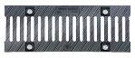 BIRCOsir – kleine Nennweiten Nominal width 100 Gratings/covers Ductile iron slottet gratings