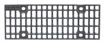 BIRCOsir Small dimensions Nominal width 100 Gratings Mesh gratings I ductile iron