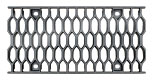 BIRCOsir – kleine Nennweiten Nominal width 150 Gratings/covers Honeycomb grating I ductile iron