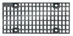 BIRCOsir – kleine Nennweiten Nominal width 150 Gratings/covers Mesh grating ductile iron