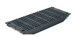 BIRCOsir Large dimensions Nominal width 1000 Gratings Ductile iron slotted grating I sixfold