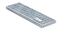 BIRCOlight Nominal width 100 AS Gratings/covers Mesh gratings