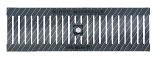 BIRCOlight Nominal width 100 AS Gratings Ductile iron slotted gratings I narrow slots