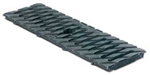 BIRCOlight Nominal width 100 AS Gratings/covers Ductile iron slotted gratings