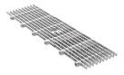 BIRCOlight Nominal width 100 AS Gratings Longitudinal bar gratings I comb