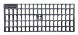 BIRCOlight Nominal width 150 AS Gratings Mesh gratings I ductile iron