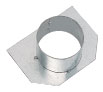 BIRCOprotect Nominal width 100 Accessories End caps wiht outlet DN 110. for constructionheight 180-280