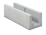 BIRCOcanal Nominal width 200 Channels Supply channels without angles I without cast-in mounting rails