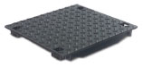 BIRCOcanal Nominal width 400 Gratings Bulb ductile iron cover I for supply channelswith angles