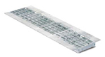 BIRCOtop F-Series with visible edge profile 130 (outer width) Gratings/covers Mesh gratings I clambed grating