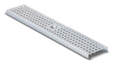 BIRCOtop F-Series without visible edge profile 100 (Outer width) Gratings Perforated gratings I square hole