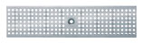BIRCOtop F-Series without visible edge profile 130 (Outer width) Gratings Perforated gratings I round hole