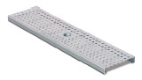 BIRCOtop F-Series without visible edge profile 130 (Outer width) Gratings/covers Perforated gratings I circular hole