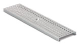 BIRCOtop F-Series without visible edge profile 130 (Outer width) Gratings/covers Perforated gratings I square hole
