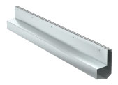 BIRCOtop S-Series Slotted channels Channels Channel elements I asymmetrical