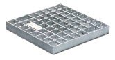 BIRCOsir Point Drainage Point drainage 30/30 Gratings Mesh grating