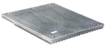 BIRCOdicht point drainage without nominal width Gratings/covers Mesh gratings for sump well