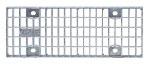 BIRCOprotect Nominal width 100 Gratings Mesh gratings