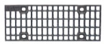 BIRCOprotect Nominal width 100 Gratings/covers Cast mesh gratings