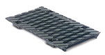 BIRCOsolid grid channel Nominal width 200 Gratings Ductile iron slotted gratings