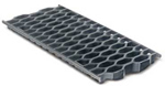 BIRCOdicht Nominal width 150 Gratings/covers Cast honeycomb grating