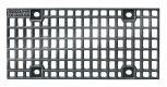 BIRCOdicht Nominal width 150 Gratings Ductile iron mesh gratings