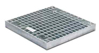 BIRCOdicht point drainage without nominal width Gratings/covers Mesh gratings for point drainage 40/40. mesh width 20/30 or 20/12