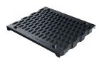 BIRCOsir Large dimensions Nominal width 320 Gratings Honeycomb grating I ductile iron