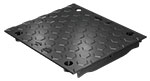 BIRCOmax-i Nominal width 320 Gratings Hexagon ductile iron cover I for channel with ductile iron angles