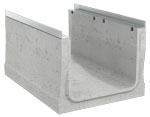 BIRCOcanal Nominal width 520 Channels Supply channels with angles I without cast-in mounting rails