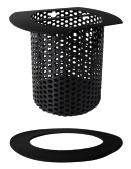BIRCOmassiv Nominal width 220 Accessories Silt bucket