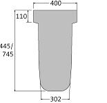 BIRCOmax-i Nominal width 220 Accessories End caps