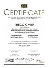 Quality Management System I DIN EN ISO 9001