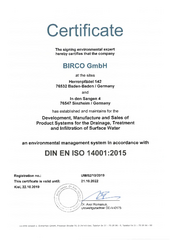 Environmental Management System I DIN EN ISO 14001